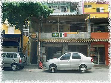 Pousada Cancun, Salvador, Brazil, Brazil hostels and hotels